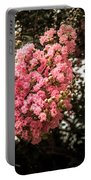 Clump Of Flowers Portable Battery Charger
