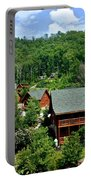 Cluster Cottages Portable Battery Charger