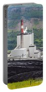 Coal Mine Electrical Energy Power Plant In Nature Portable Battery Charger