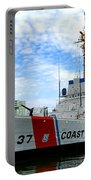 Coast Guard Cutter Taney Portable Battery Charger