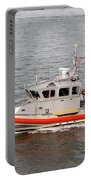 Coast Guard On Patrol Portable Battery Charger