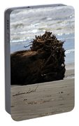 Coastal Driftwood Portable Battery Charger