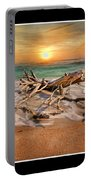 Coastal Morning  Portable Battery Charger