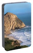 Coastline At Point Reyes National Sea Portable Battery Charger