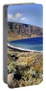 Coastline Of Hierro Island Portable Battery Charger