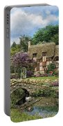 Cobble Walk Cottage Portable Battery Charger