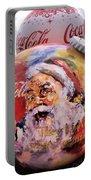 Coca Cola Christmas Bulbs Portable Battery Charger