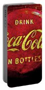 Coca Cola Dylan Quote Portable Battery Charger