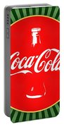 Coca Cola Pop Art  Portable Battery Charger