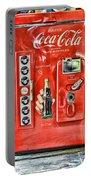 Coca-cola Retro Style Portable Battery Charger