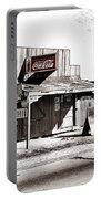 Coca-cola Shack   Alabama Walker Evans Photo Farm Security Administration December 1935-2014 Portable Battery Charger