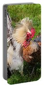 Cock Fight Portable Battery Charger