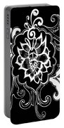 Coffee Flowers 10 Portable Battery Charger