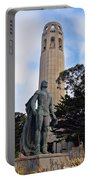Coit Tower -1 Portable Battery Charger