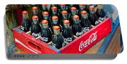 Coke Case Portable Battery Charger