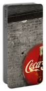 Coke Cola Sign Portable Battery Charger
