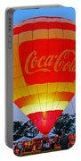 Coke Float Portable Battery Charger
