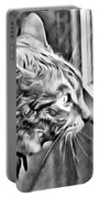 Cole Kitty Watchful Portable Battery Charger