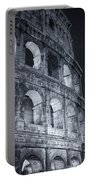 Colosseum Before Dawn Portable Battery Charger