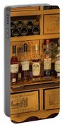 Collection Of Wines And Armagnac Portable Battery Charger