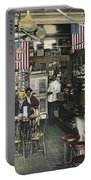 Collins Pharmacy, 1900 Portable Battery Charger