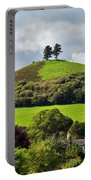 Colmers Hill At Symondsbury Portable Battery Charger