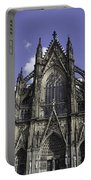 Cologne Cathedral 02 Portable Battery Charger