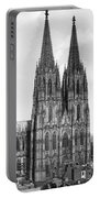 Cologne Cathedral Portable Battery Charger