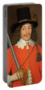 Colonel John Hutchinson, C.1643 Portable Battery Charger