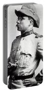 Colonel Theodore Roosevelt 1898 Portable Battery Charger