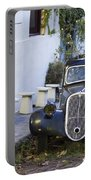 Colonia Del Sacramento Oldtimer Portable Battery Charger