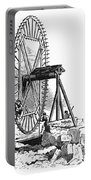Colonial Wheel-hoist Portable Battery Charger