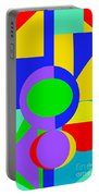 Color And Shape Series #1 Portable Battery Charger