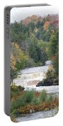 Color At The Falls Portable Battery Charger