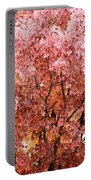 Color In The Tree 03 Portable Battery Charger