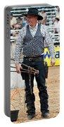 Color Rodeo Shootout Gunslinger Portable Battery Charger