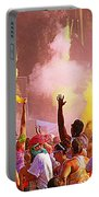 Color Run Portable Battery Charger