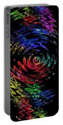 Color Spin Portable Battery Charger