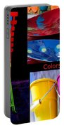 Color Your Life 1 Portable Battery Charger
