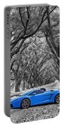 Color Your World - Lamborghini Gallardo Portable Battery Charger by Steve Harrington