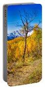 Colorado Backcountry Autumn View Portable Battery Charger