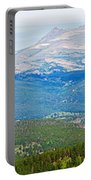 Colorado Continental Divide Panorama Hdr Crop Portable Battery Charger