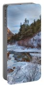 Colorado Creek Portable Battery Charger by Darren  White
