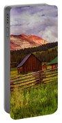Colorado Dreamin' Portable Battery Charger