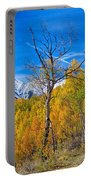 Colorado Fall Foliage Back Country View Portable Battery Charger