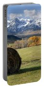Colorado Haybale Portable Battery Charger