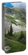 Colorado Mountain Landscape Portable Battery Charger