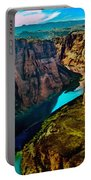 Colorado River Grand Canyon Portable Battery Charger