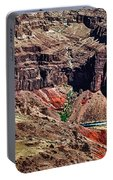 Colorado River In The Grand Canyon High Water Portable Battery Charger