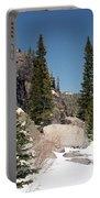 Colorado - Rocky Mountain National Park 01 Portable Battery Charger